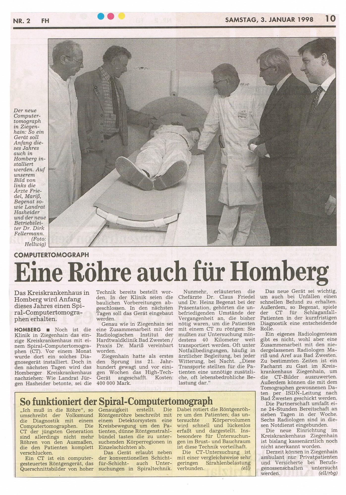1998-01-03 Eine Röhre auch für Homberg-001