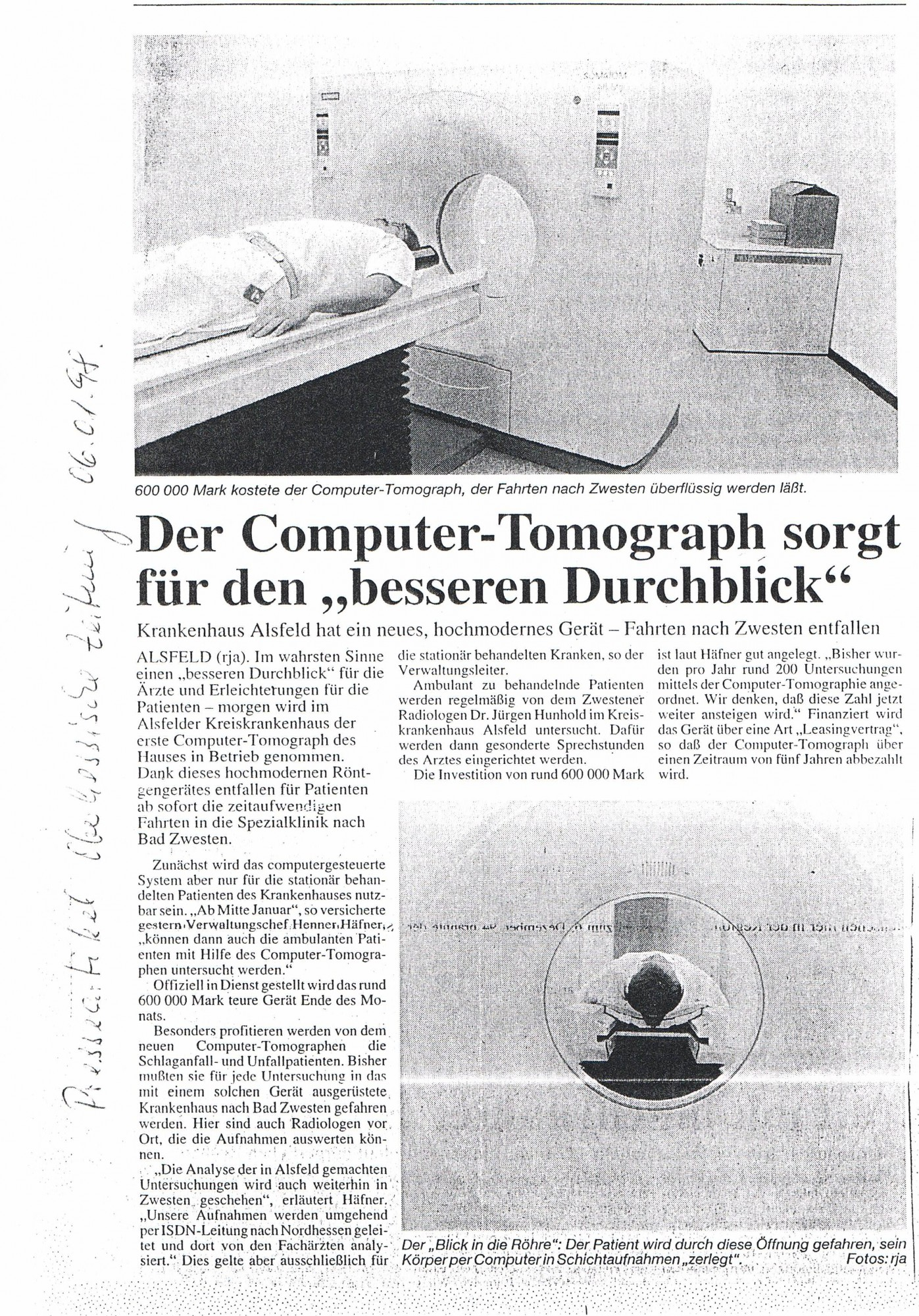 1998-01-06 Der Computer-Tomograph sorgt für den besseren Durchblick-001
