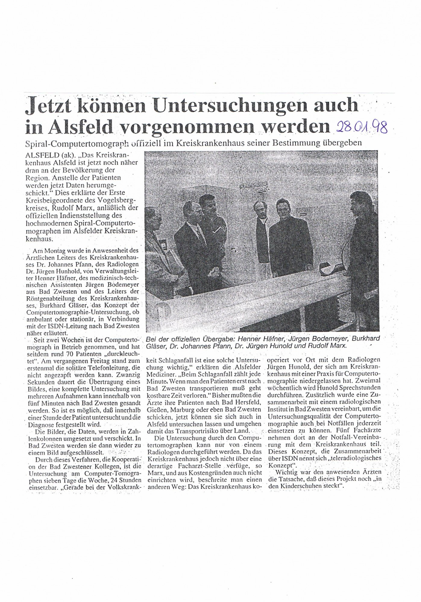 1998-01-28 Jetzt können Untersuchungen auch in Alsfeld vorgenommen werden-001