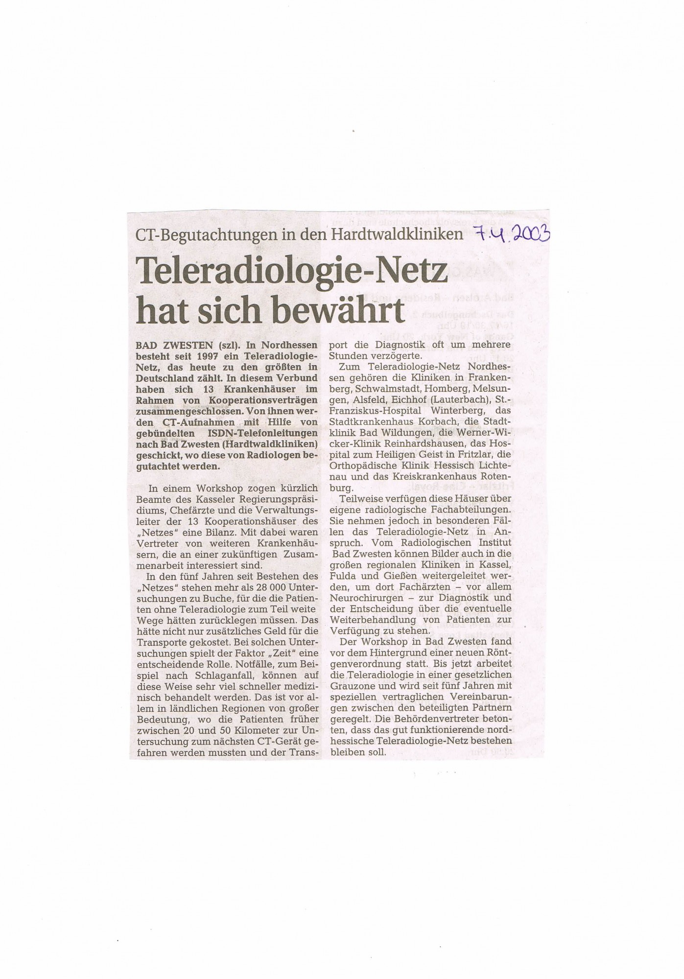 2003-04-07 Teleradiologie-Netz hat sich bewährt-001