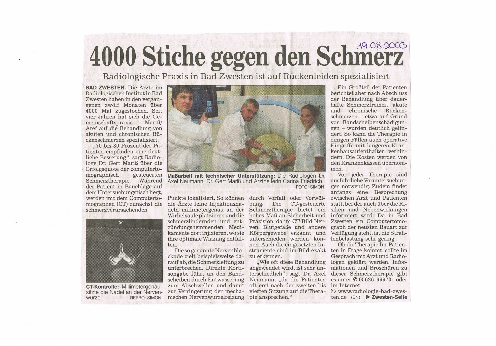 2003-08-19 4000 Stiche gegen den Schmerz-001