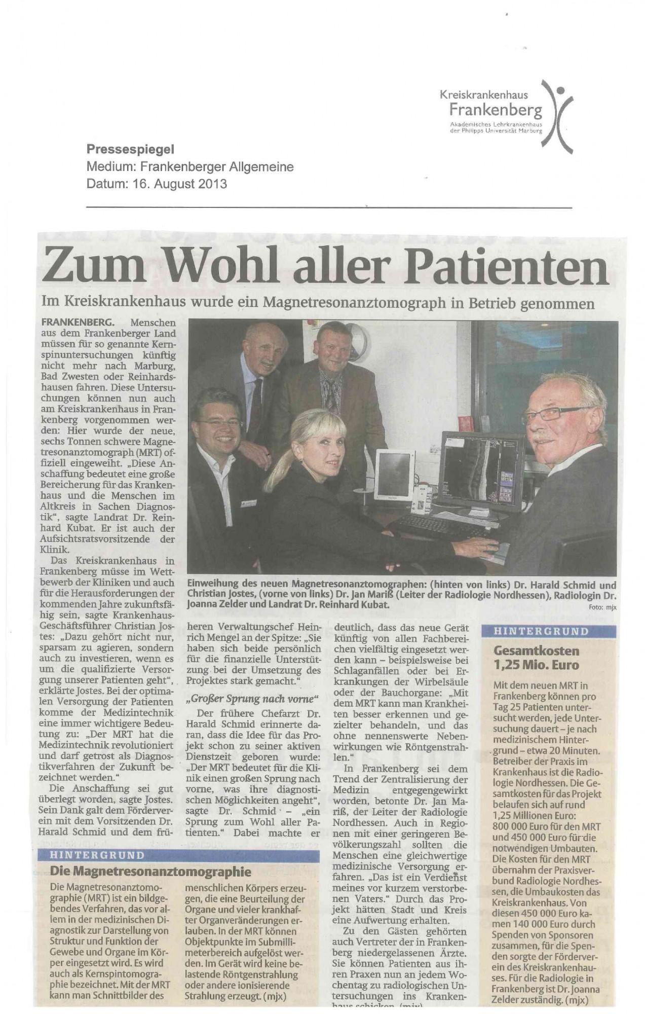 2013_08_16 Zum Wohl aller Patienten_FZ-001