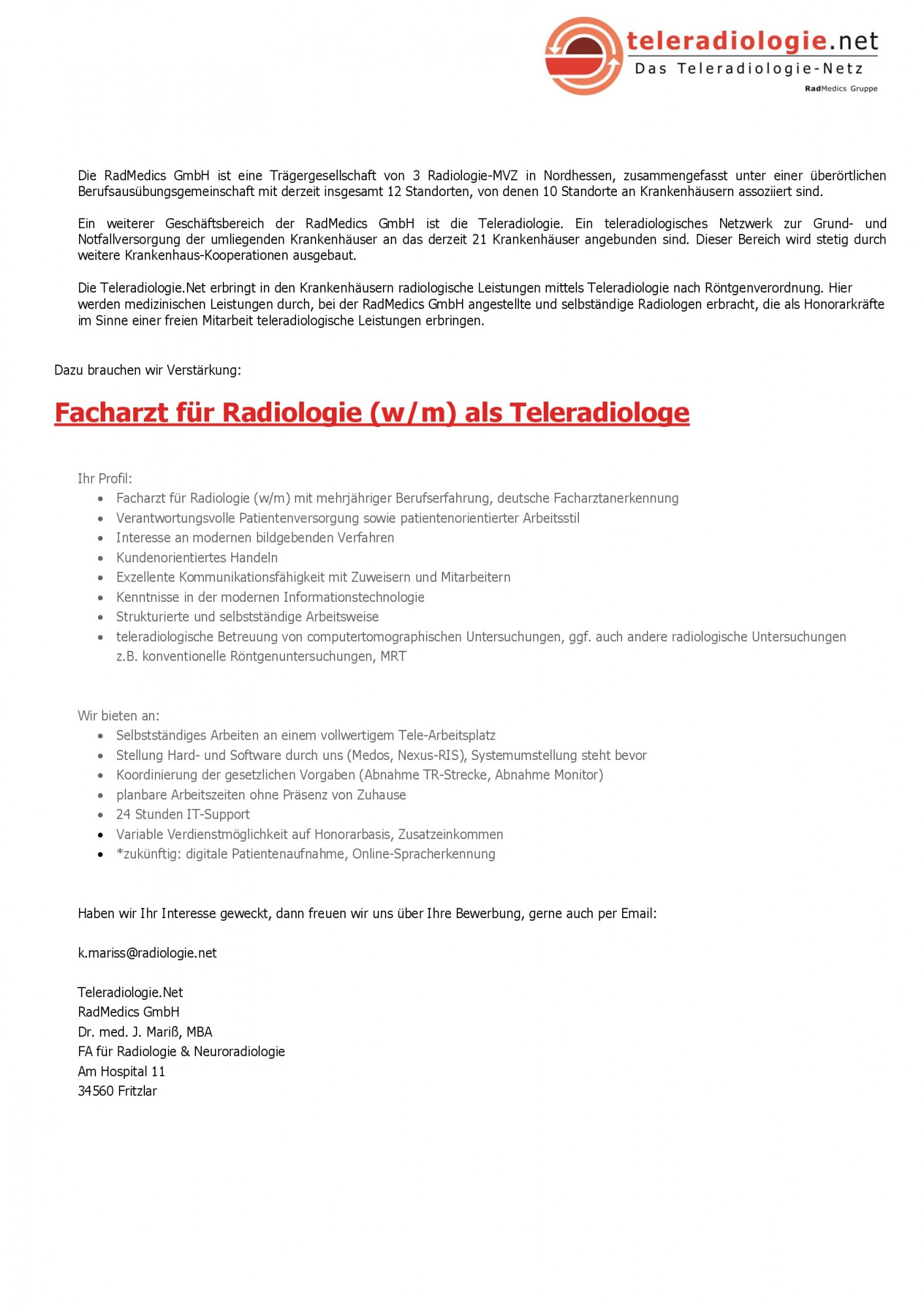 Groß Radiologe Bildungsweg Ideen - Menschliche Anatomie Bilder ...